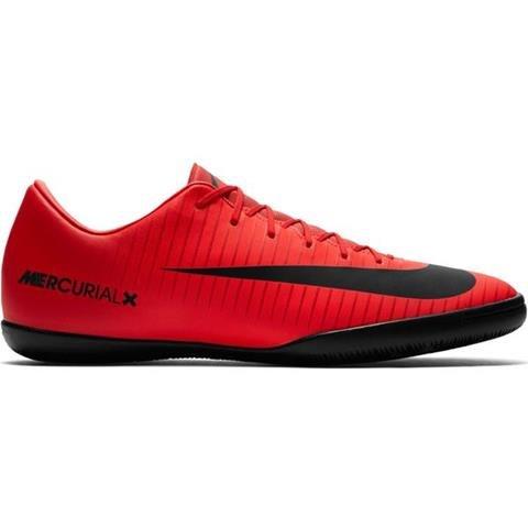 Nike Altai GTX Indoor-Fußballschuhe, rot-schwarz