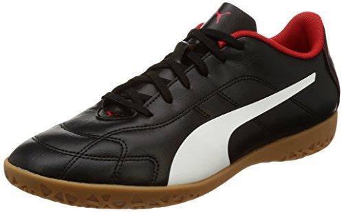 Puma Herren Classico C It Indoor-Fußballschuhe, schwarz