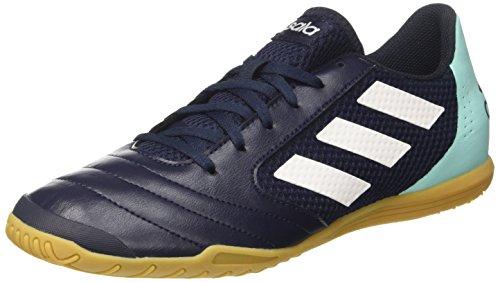 adidas Herren Ace 17.4 Sala Fußballschuhe, dunkelblau-türkis