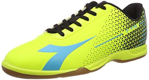 Diadora Herren 7-Tri ID Futsalschuhe, gelb