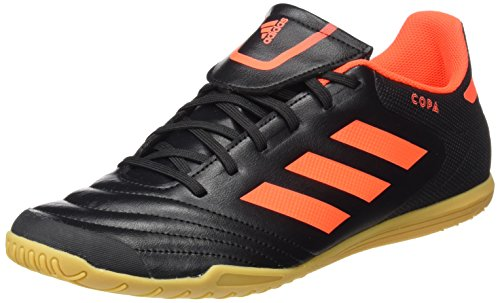 adidas Herren Copa 17.4 Hallen-Fußballschuhe, schwarz-orange