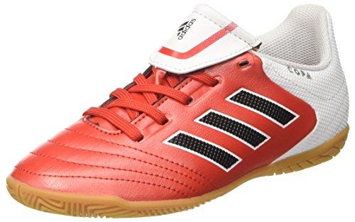 adidas Kinder und Jugendliche Copa 17.4 Futsalschuhe, rot