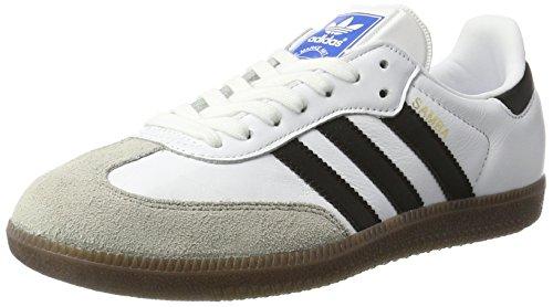 adidas Samba OG Hallenfußballschuhe, weiß