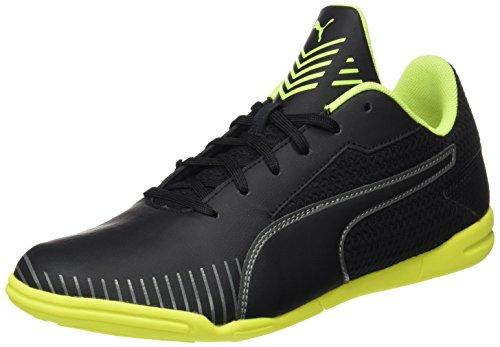 Puma Herren 365 CT Indoor-Fußballschuhe, schwarz