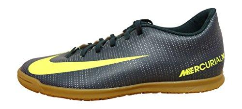 Nike Herren Hallenfußballschuhe, grau-gelb