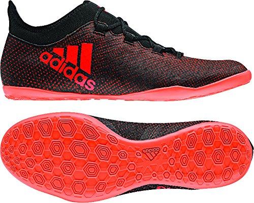 adidas Herren X Tango 17.3 Futsalschuhe, schwarz-rot